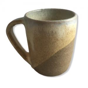 «BASIC» Mug Beige-celeste